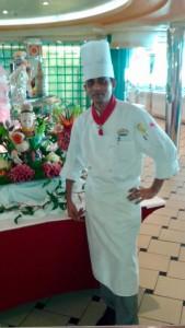 Chef Samir Kumar Das -Scl 457 Visa Grant