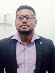 Thasan Shelliah – Client Liaison Australia & Business Manager Sri Lanka