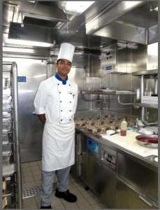 Pastry Chef Mejo Verghese -Scl 457 Visa Grant