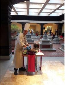 Chef Raju KC -Scl 457 Visa Grant