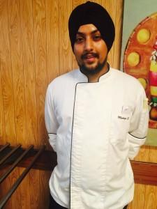 Trainee Chef Maheep Singh  -Training visa (subclass 407) Grant